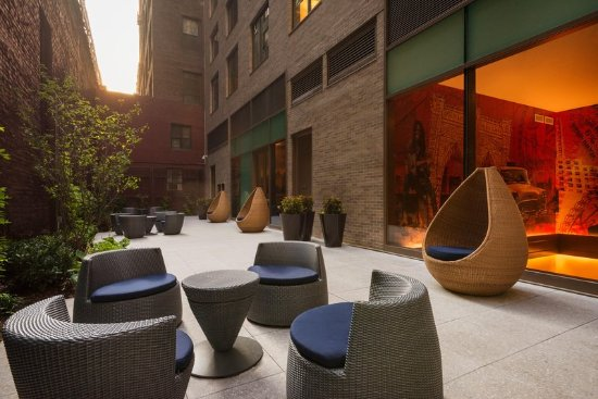 Homewood Suites by Hilton New York/Midtown Manhattan Times Square-South, NY: Rooftop Outdoor Space