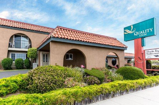 Quality Inn San Simeon: Exterior