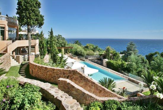 Hotel Tiara Yaktsa Cote d'Azur: Vue