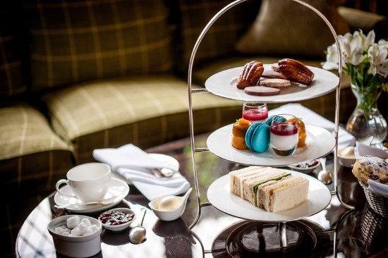 Amberley Tea Rooms Menu