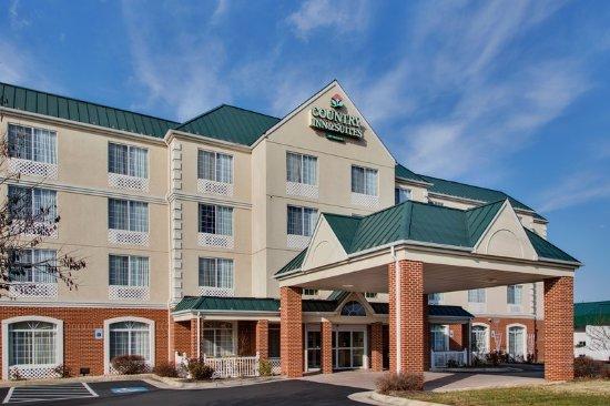 Country Inn & Suites By Carlson, Lexington: CountryInn&Suites Lexington  ExteriorDay