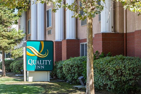 ‪‪Quality Inn Silicon Valley‬: Exterior‬