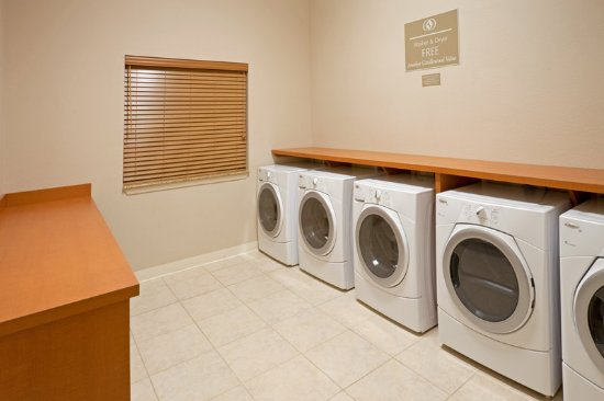 Candlewood Suites Mount Pleasant: Laundry Facility