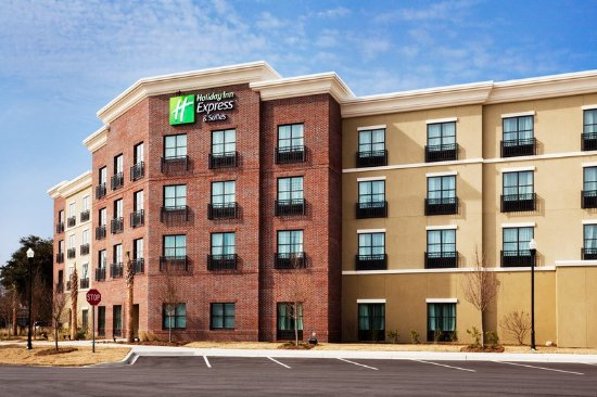 Holiday Inn Express Hotel & Suites Mt Pleasant-Charleston: Welcome to Holiday Inn Express & Suites Charleston/Mount Pleasant!