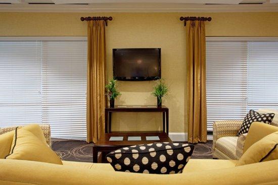 Pembroke, Carolina del Norte: Guest Lounge