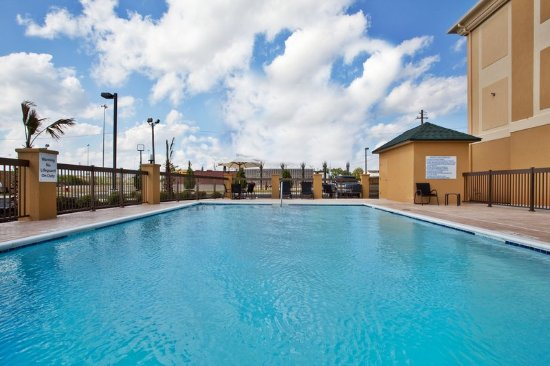 Cordele, Gürcistan: Cool off in our outdoor pool