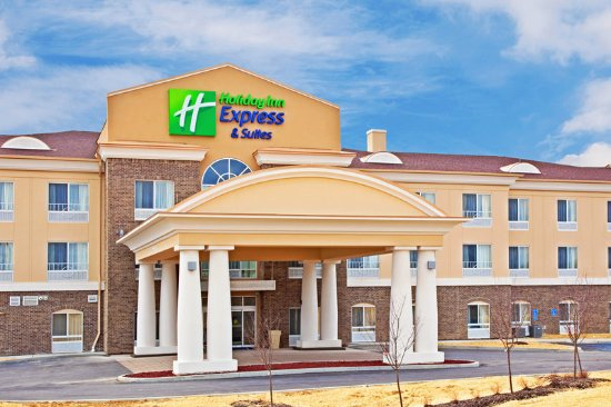 Richwood, KY: Hotel Exterior