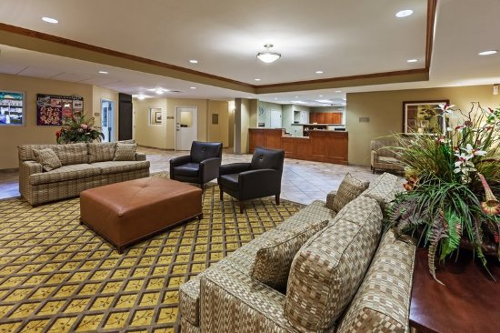 Deer Park, TX: Kick back in our comfortable Lobby