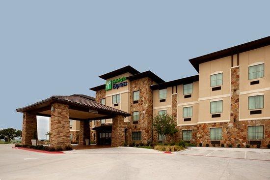 Marble Falls, TX: Hotel Exterior