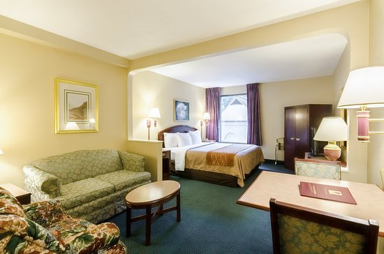 Grundy, VA: Guest room