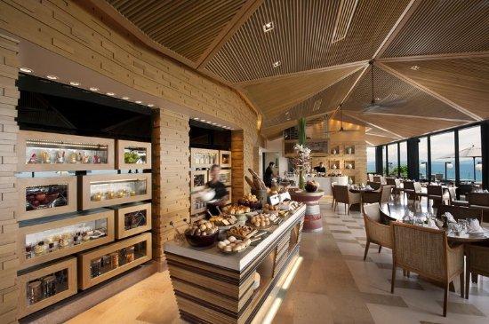 Conrad Koh Samui : Zest Restaurant