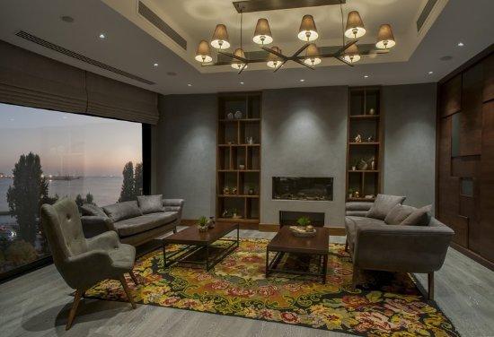 Guzelyali, Turkey: Lobby Lounge