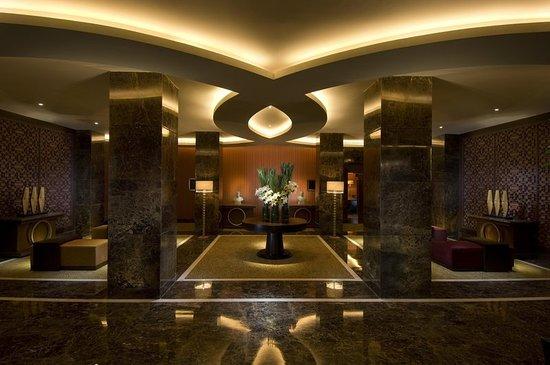 Cruciform Foyer Seminar Room : Hilton beijing peking arvostelut sekä hintavertailu