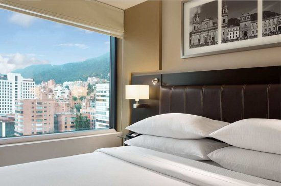 Hilton Bogota: 1 Bedroom Suite 1 King Bed