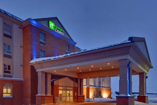 Kincardine, แคนาดา: Hotel Exterior