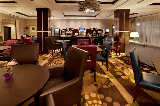 Holiday Inn Express Hotel & Suites Houston NW-Beltway 8-West Road: Breakfast Bar