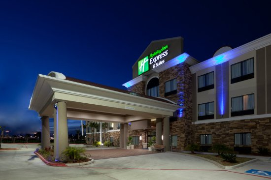 Holiday Inn Express Hotel & Suites Houston NW-Beltway 8-West Road: Hotel Exterior