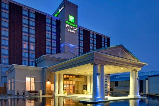 ชัตทัม, แคนาดา: Hotel Exterior