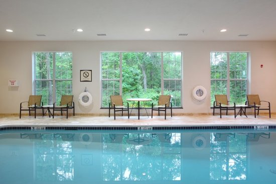 North Brunswick, NJ: Indoor Swimming Pool