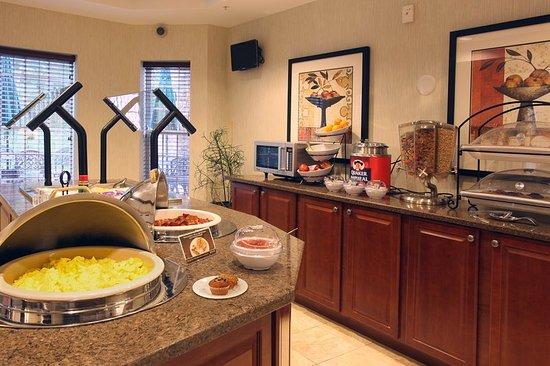 North Brunswick, نيو جيرسي: Breakfast Buffet