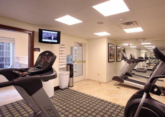 North Brunswick, نيو جيرسي: Fitness Center