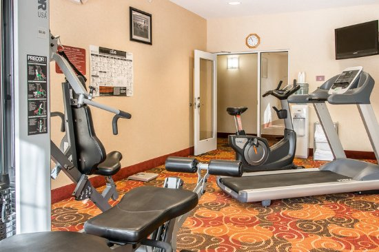 New Buffalo, MI: Fitness center