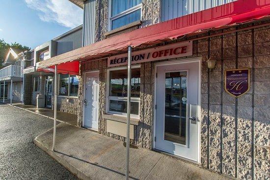 Temiscouata-sur-le-Lac, Canada: Exterior