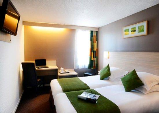 Comfort Hotel Chelles Marne-La-Vallee : guest room