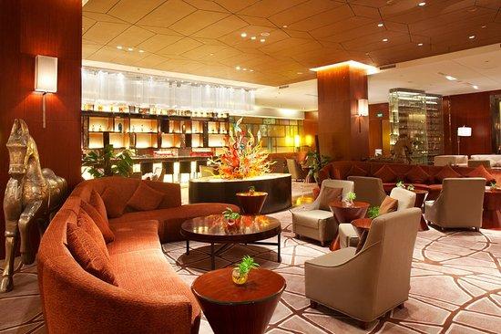 Xiangyang, China: Lobby Lounge