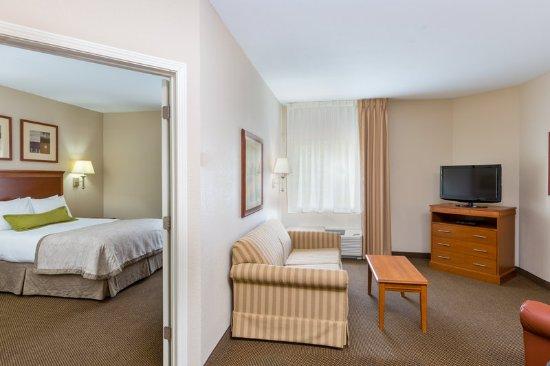 Apex, Carolina del Norte: Comfortable One Bedroom Queen Suite