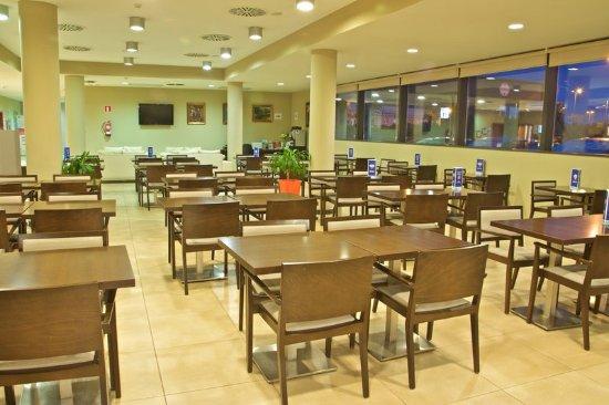 Holiday Inn Express Campo de Gibraltar - Barrios: Hotel Exterior
