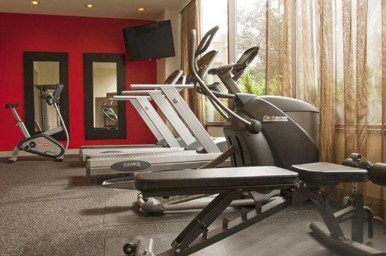 Brooklyn Center, MN: Fitness Center