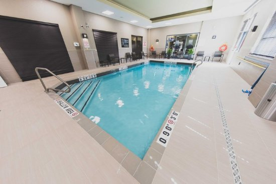 Bolton, Canadá: Indoor swimming pool