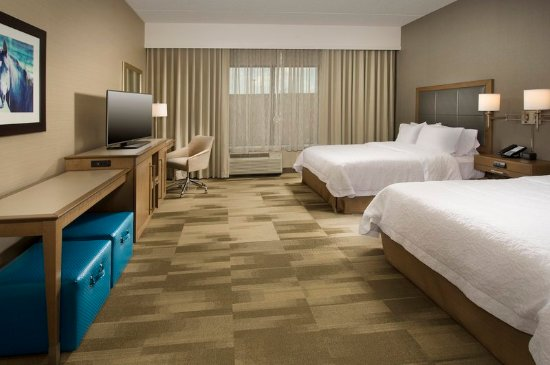 Timonium, MD: Double Queen Accessible Room