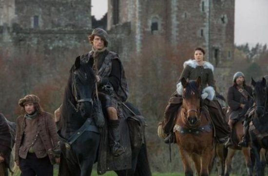 'Outlander' Locations Private Tour from Edinburgh or Glasgow