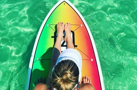 Lido Key Stand Up Paddleboard Verhuur