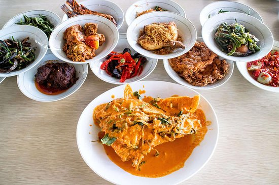 Tour gastronômico indonésio Seminyak