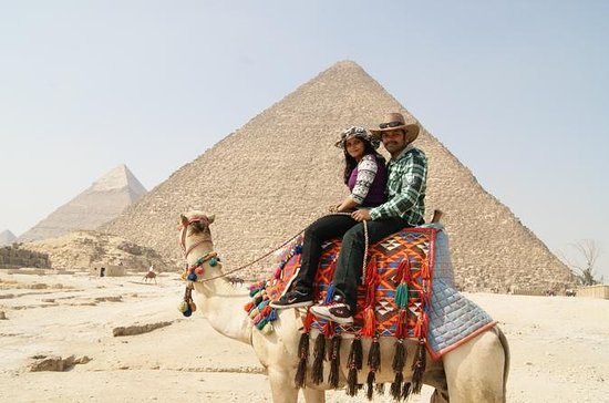 Private Day Tour to Giza Pyramids...