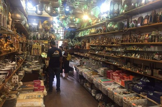 Cairo Shopping Tours and Buy Cheap Egyptian Souvenirs and Hassle free