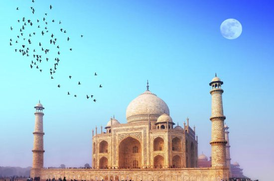 Private 4 day Golden Triangle Tour With Accomodation: 4-Day Excursion of Golden Triangle Tour:Delhi Agra and Jaipur