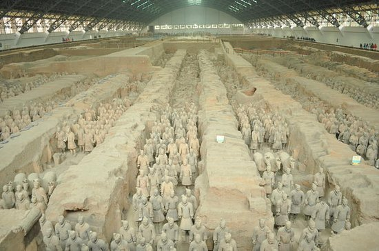 Daily VIP Small-Group Xian Terracotta...