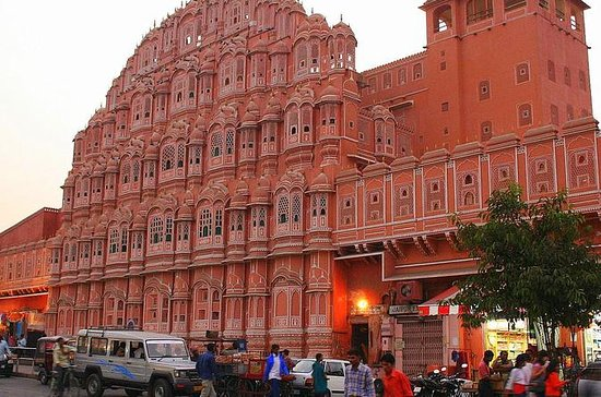 Walking tour of Pink city Jaipur