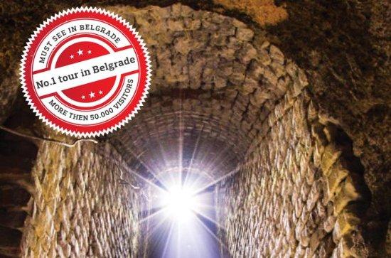 Tour subterráneo de Belgrado