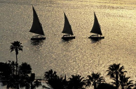Felucca Ride on the Nile River with...