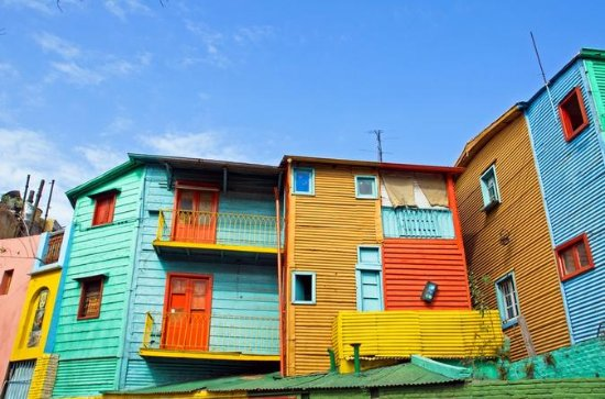 6-Day Buenos Aires and Iguazu Falls...