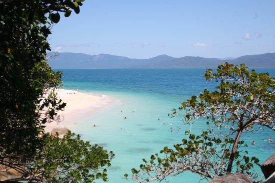 แคนส์, ออสเตรเลีย: Fitzroy Island - Nudey Beach