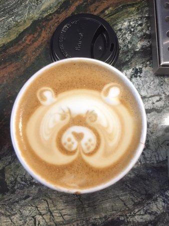 IV Coffee Lab: The bear..