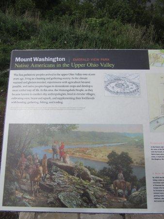 Mount Washington historical information.