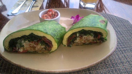 Huggo's Restaurant: Big Wave Burrito