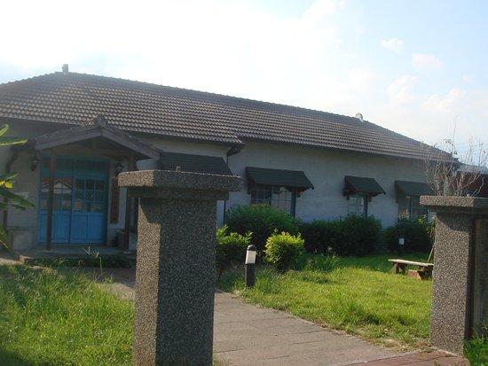 Fenglin, هوالين: 客庄移民村警察廳
